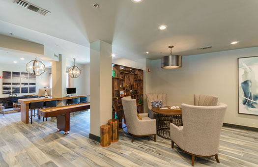 RegattaBay_Clubhouse Lounge