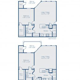 Regatta Bay Chesapeake Floor Plan