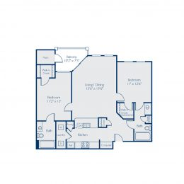 Regatta Bay Lexington Floor Plan