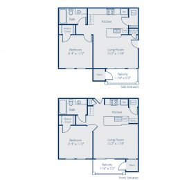 Regatta Bay Severn Floor Plan